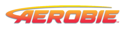 Logo van Aerobie werpringen