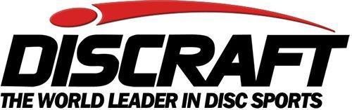 Logo van Discraft disc sports