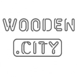 Logo van Wooden City