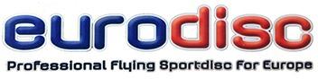 Logo van Eurodisc frisbees