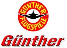 Logo van Gunther speelgoed