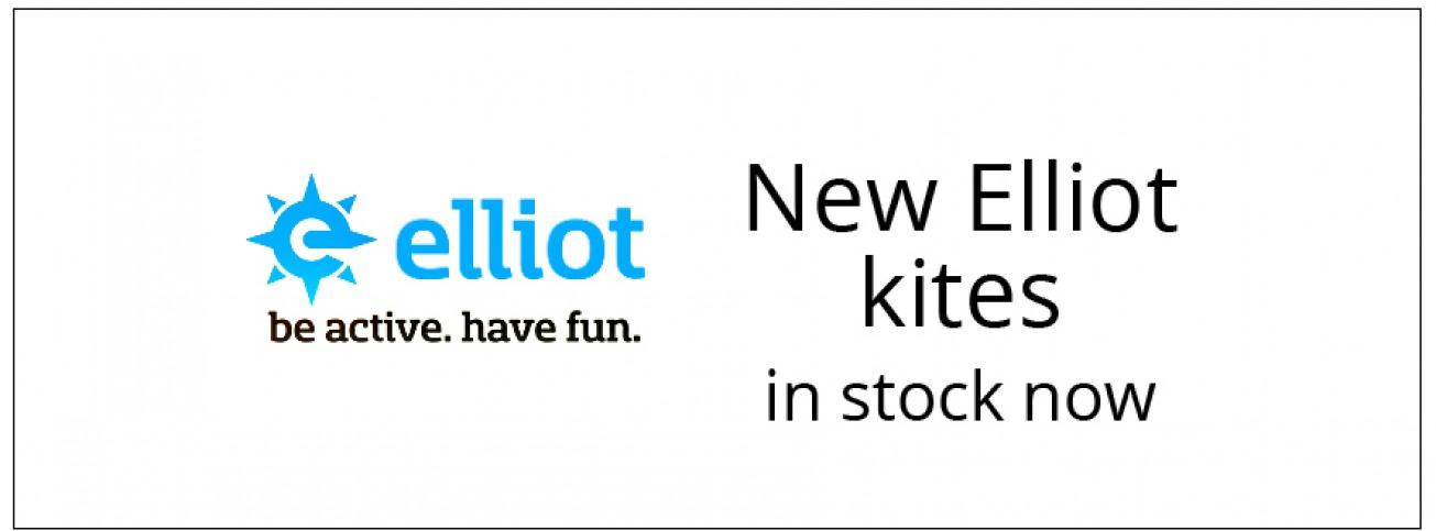 Foto van Nieuwe Elliot kites