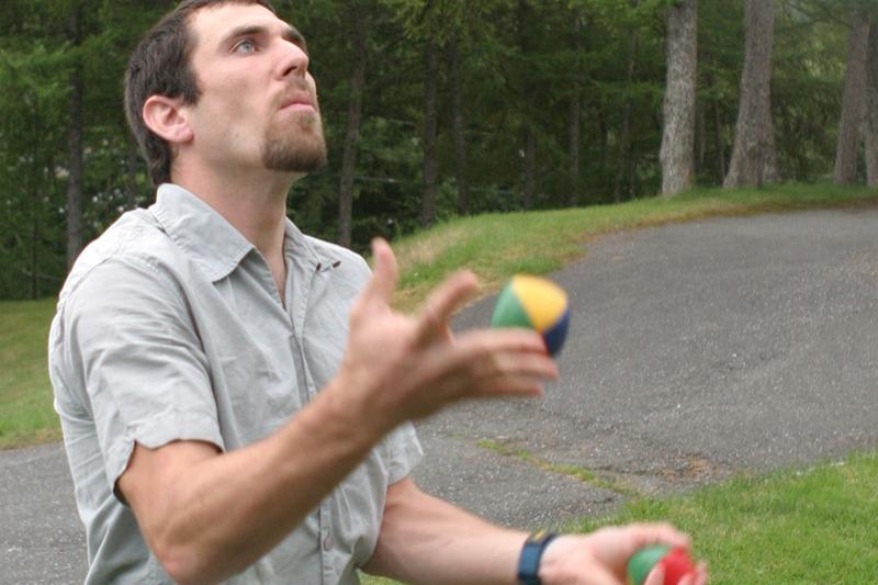 Foto van Play jongleerartikelen