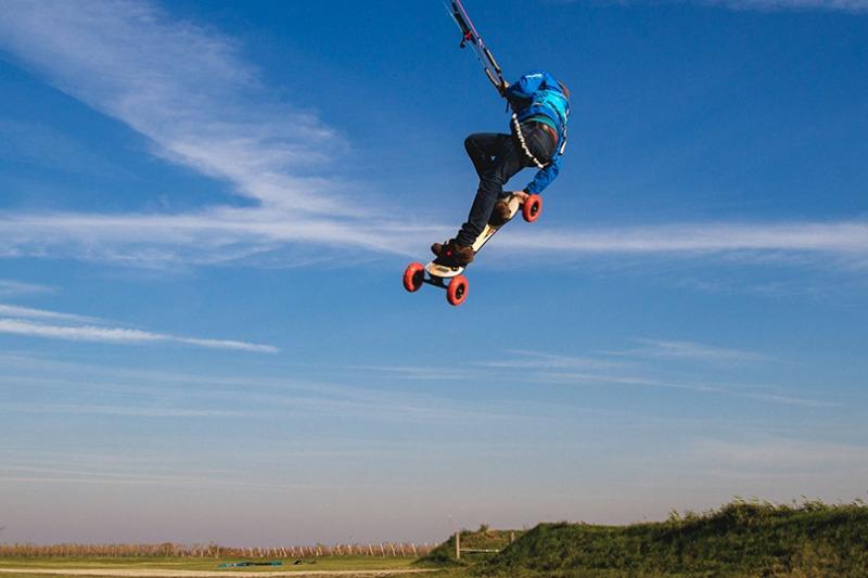 Foto van Next Mountainboards en Flyboards